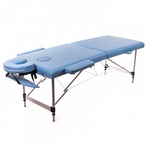 RelaxLine Florence Массажный стол алюминиевый легкиий для наращивание ресниц, для шугаринга, для татуажа