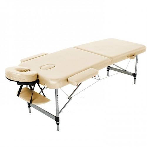 RelaxLine Hawaii Кушетка легкая алюминиевая переносная для наращивания ресниц, для татуажа, для массажа, шугаринга