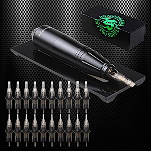 Dragonhawk машинка ручка манипула на модулях в наборе для тату и для татуажа