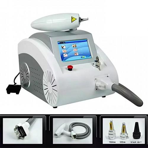 Неодимовый лазер для удаления тату, для удаления татуажа, для карбонового пилинга