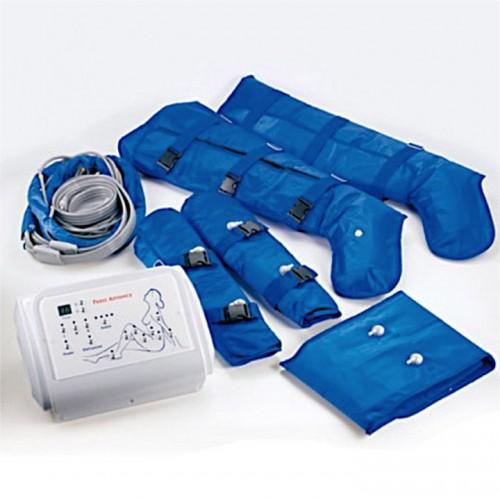 16 канальный аппарат для прессотерапии - для лимфодренажного массажа, пневмомассажа, оборудование для салона красоты