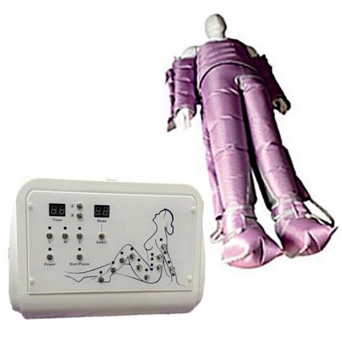 8310H 28 канальный аппарат прессотерапии для коррекции фигуры для лимфодренажного массажа Detox для удаления целлюлита