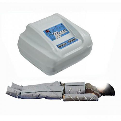 2 в 1 24 канальный аппарат прессотерапии с инфракрасным прогревом для коррекции фигуры для устранения целлюлита