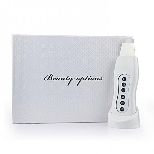 Ультразвуковой скрабер для чистки кожи лица аппарат для пилинга ISO 1050