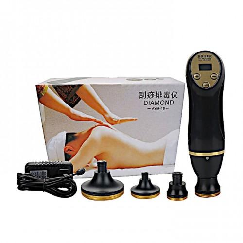 Аппарат для вакуумно-роликового массажа портативный