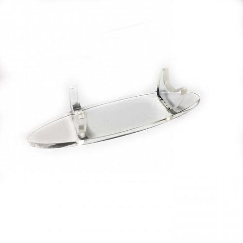 Подставка под машинку ручку с прозрачного пластика
