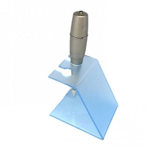 Подставка на 2 машинки ручки вертикальная пластиковая