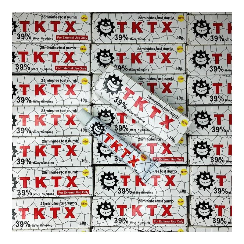 ТКТХ 39% топовый мощный анестетик для тату, татуажа, пирсинга, депиляции, удаление лазером
