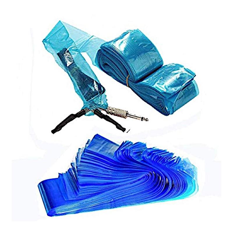 Барьерная защита на клипкорд синяя 50мм х 810мм