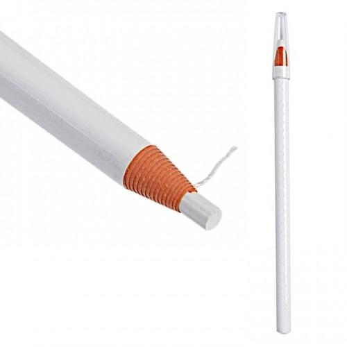 Белый карандаш водоотталкивающий самозатачивающийся