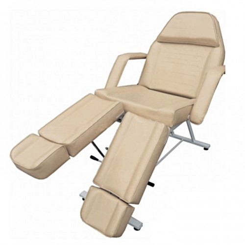 Кресло кушетка косметологическая CH-240 для салонов красоты для тату салонов для тату студий для татуажа, педикюра