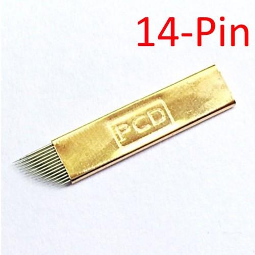 Иглы лезвия для микроблеидинга 14-Pin