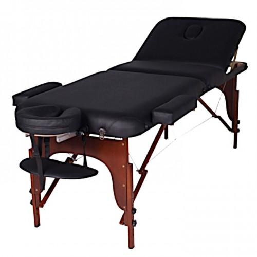 Стол массажный складной RAF из бука для массажа, для татуажа, для тату, для депиляции, для косметологии