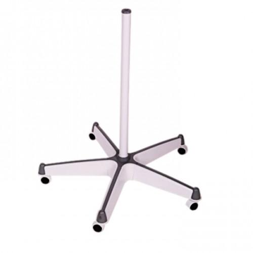 Штатив подставка для увеличительной лампы лупы на колесиках