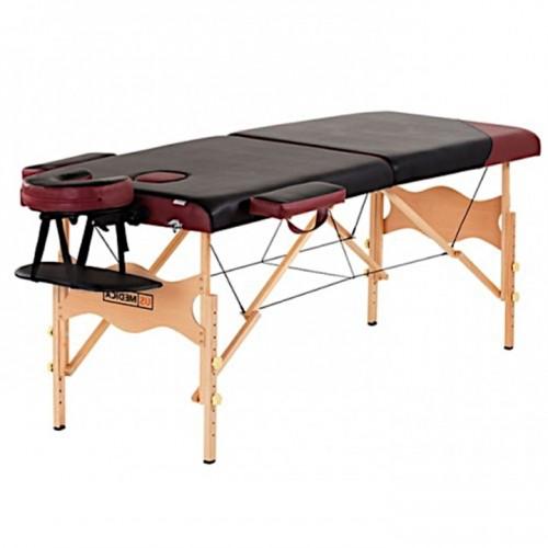 Массажный стол складной US Medica Samurai из бука для всех косметологических процедур