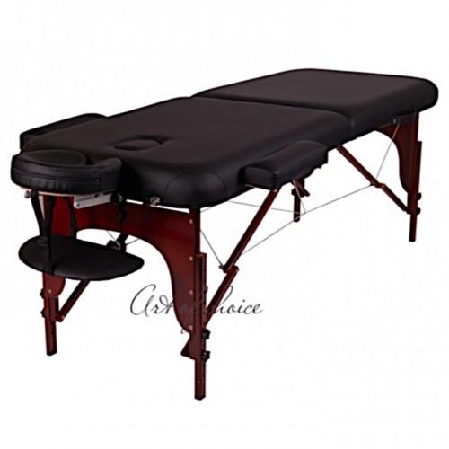 Стол массажный BAS складной из бука для косметологических процедур
