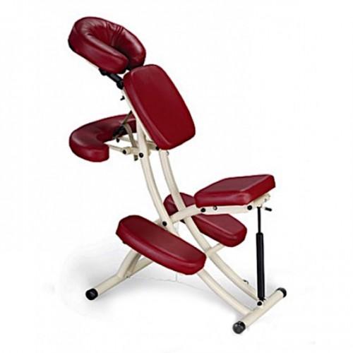 Стул-кресло ГНОМ складной для тату, для массажа малогабаритный переносной