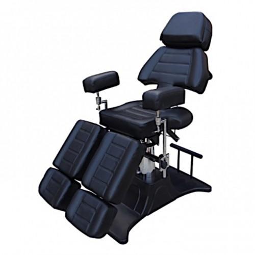 Кресло кушетка косметологическая СН-232 для тату, для татуажа, для педикюра