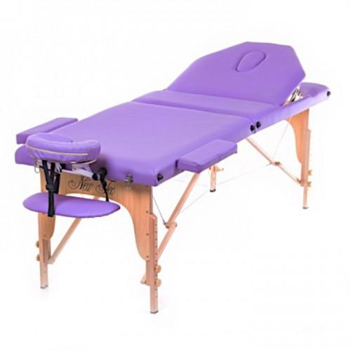 Массажный стол складной Expert для массажа, татуажа, тату, для наращивания ресниц, для косметологии