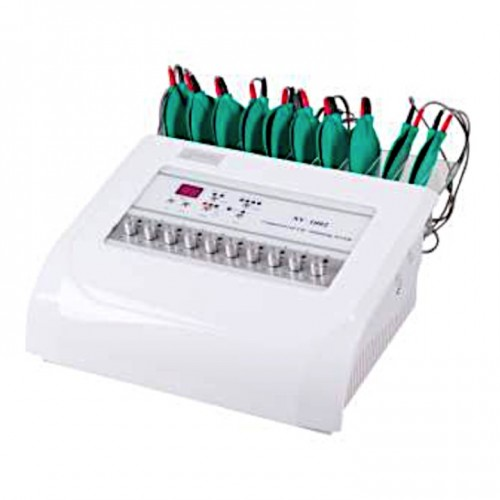 Аппарат миостимуляции Nova 1002 для коррекции фигуры, для похудения, для устранения целлюлита