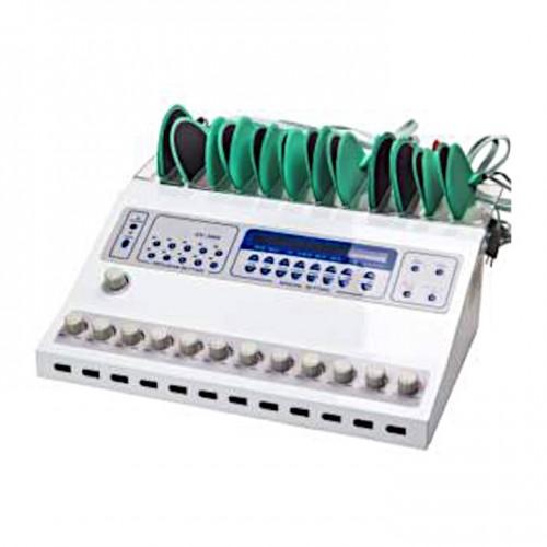 Профессиональный миостимулятор Nova 2000 для коррекции фигуры, для похудения, для удаления целлюлита