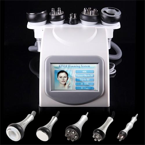 3 в 1 RF-лифтинг для лица и тела, УЗ-кавитация для тела, вакуумная терапия для тела KIM 8 WL-939 для коррекции фигуры