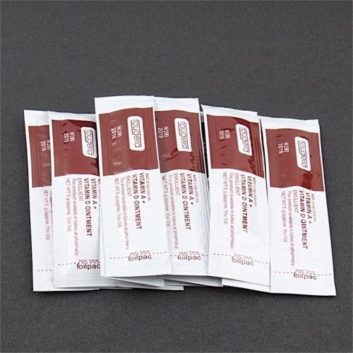 Антисептик Fougera с витаминами А и D эффективная мазь для заживления для ухода за тату, за татуажем, за пирсингом 5 гр.