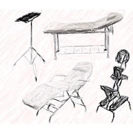 Кресла, Кушетки